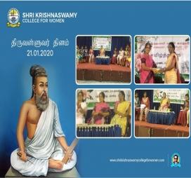 Thiruvalluvar Day
