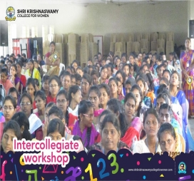 """Intercollegiate Workshop on """"Introduction to R Language and its Applications"""
