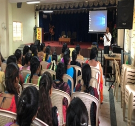 Guest Lecture on Importance of IOT 2019-20