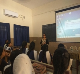 """Guest lecture on """"Organisation Development"""""""