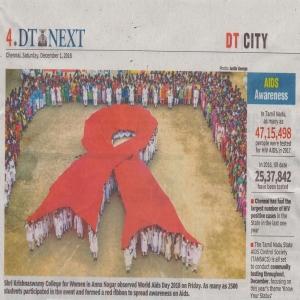 AIDS  AWARENESS 2018